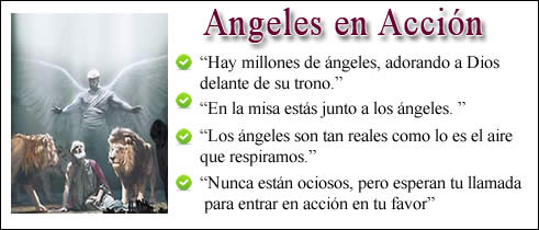 Angeles en Accion